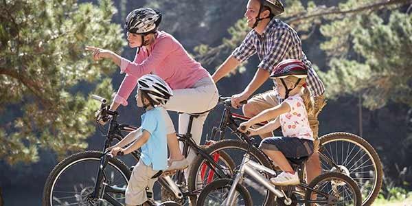 Как выбрать лучший детский велошлем