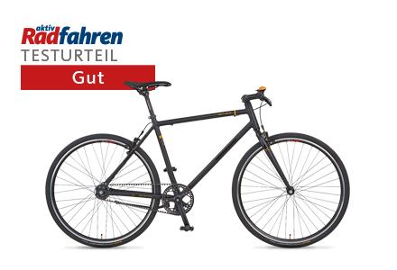 Велосипед с ременным приводом Prophete Entdecker 2-S