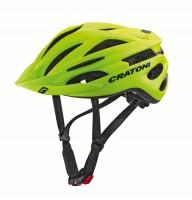 Велошлем Cratoni Pacer+ зеленый