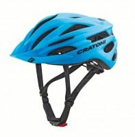 Велошлем Cratoni Pacer+ голубой