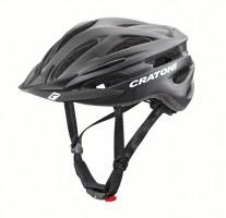 Велошлем Cratoni Pacer+ черный