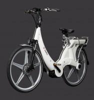 "Электровелосипед Carter 26"" унисекс bianco"