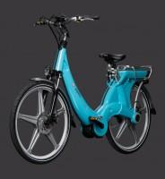 """Электровелосипед Carter 26"""" унисекс azzurro"""