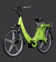 """Электровелосипед Carter 26"""" унисекс verde"""