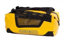 Ortlieb Гермобаул-рюкзак Duffle sunyellow-black 60 л