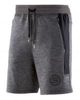 SKINS Шорты SKINS Signal Tech Fleece 7 inch мужские серые