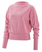 SKINS Кофта спортивная Activewear Wireless Sport L/S Top Flamingo/Marle