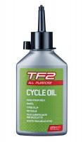 Weldtite Смазка велосипедная минеральная TF2 Cycle Oil 125 мл