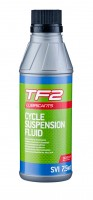 Weldtite Масло вилочное TF2 Cycle Suspension Fluid 7.5WT 500 мл