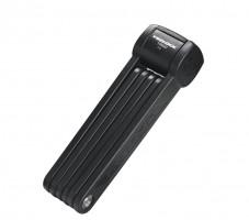 Trelock Велозамок складной сегментный SILVERLINE F 3/85 cm ZT 300 black