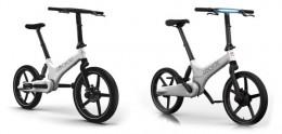 Электровелосипед Gocycle G3 белый