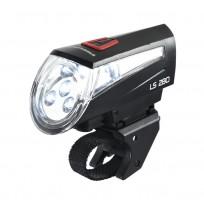 Trelock Велофара передняя светодиодная LS 280 Sport LED black