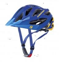 Cratoni Велошлем Cratoni Miuro синий/желтый