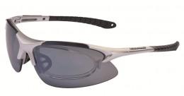 Cratoni Велоочки Airblade silver glossy размер UNI