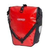 Ortlieb Велосипедная гермосумка Back Roller Classic red-black