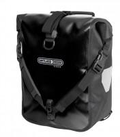 Гермосумка велосипедная SportRoller Classic black 12,5 л