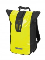 Ortlieb Герморюкзак городской Velocity yellow/black