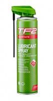 Weldtite Смазка велосипедная с тефлоном TF2 Ultimate Aerosol Spray SMART HEAD with Teflon® 400 мл