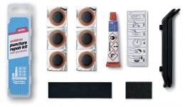 Weldtite Велоаптечка Airtite Puncture Repair Kit с лопатками
