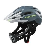 Велошлем Cratoni C-Maniac серый/черный