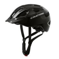 Cratoni Велошлем Cratoni C-Swift чёрный глянцевый