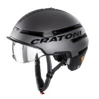 Велошлем Cratoni SmartRide графит матовый