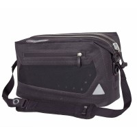 Ortlieb Гермосумка велосипедная на багажник Trunk-Bag black 8 л