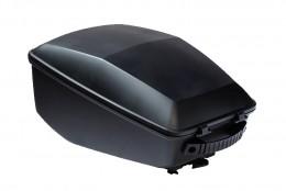 racktime Сумка велосипедная на багажник Tour Box black 12 л