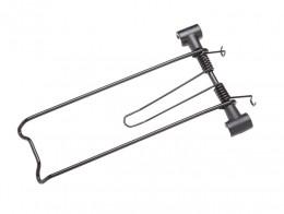 racktime Пружинный прижим Clamp-it для багажников с диаметром трубки 10,2 мм и внутренней шириной платформы 100 мм