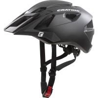 Велошлем Cratoni Allride чёрный матовый