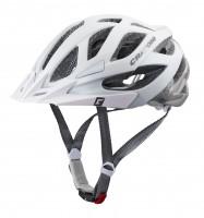 Велошлем Cratoni Miuro белый/серебристый