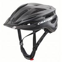Cratoni Велошлем Cratoni Pacer чёрный матовый