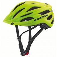 Cratoni Велошлем Cratoni Pacer лайм матовый
