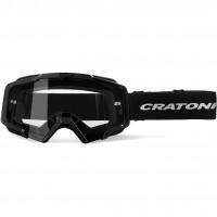 Cratoni Велоочки C-DIRTTRACK black glossy