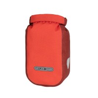 Ortlieb Гермосумка на вилку велосипеда Fork Pack Plus signal red-dark chili 4,1 л