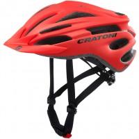 Cratoni Велошлем Cratoni Pacer красный матовый