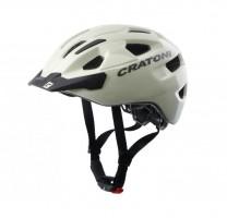 Cratoni Велошлем Cratoni C-Swift кремовый глянцевый