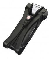 Trelock Велозамок складной сегментный FS 455 Cops ZC 401 Black
