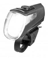 Trelock Велофара передняя светодиодная LS 360 I-GO ECO 25 AKKU USB BLACK