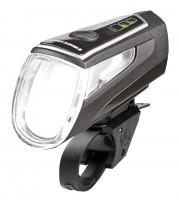 Trelock Велофара светодиодная передняя LS 560 I-GO CONTROL 50 AKKU USB BLACK