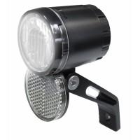 Trelock Велофара для динамо передняя LS 233 VEO 20 600/6 ZL 910 black