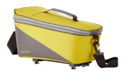 racktime Сумка на багажник велосипеда Talis lime green/stone grey