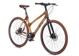 Велосипед городской с бамбуковой рамой my Afram Nexus