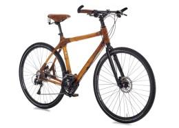 Велосипед трекинговый с бамбуковой рамой my Tano XT