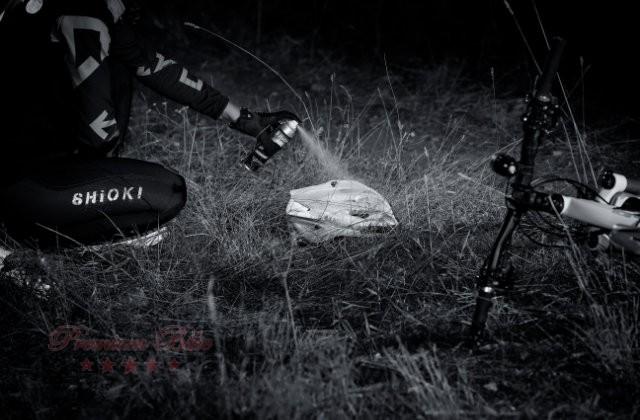 Shiok! Светоотражающий спрэй VISPRAY
