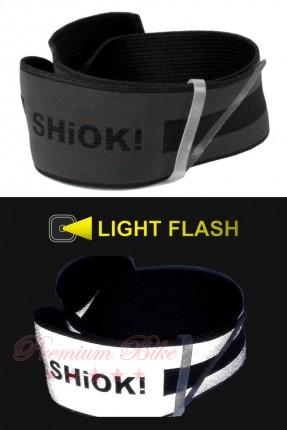 Shiok! Светоотражающая повязка  VISBAND