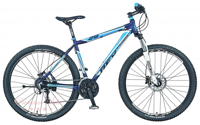 """Rex Bike Велосипед горный Rex Bergsteiger 2400 29"""""""