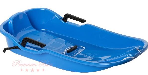 Hamax Санки управляемые Sno Glider голубые