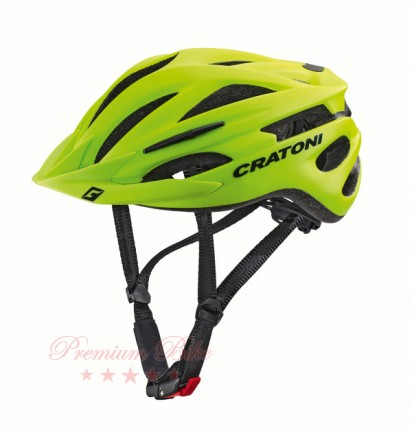 Cratoni Велошлем Cratoni Pacer+ зеленый