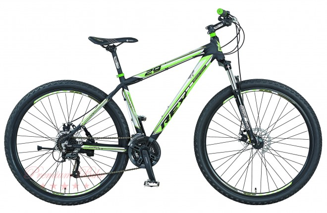 """Rex Bike Велосипед горный Rex Bergsteiger 2.01 29"""""""